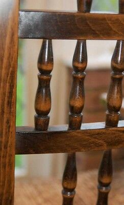 Set 6 Spindleback Kitchen Dining Chairs Spindle 9