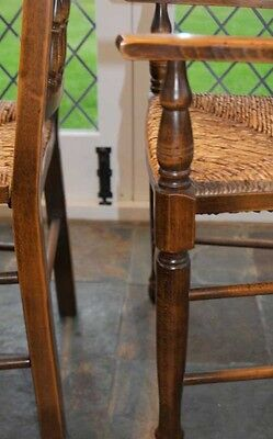 Set 6 Spindleback Kitchen Dining Chairs Spindle 2