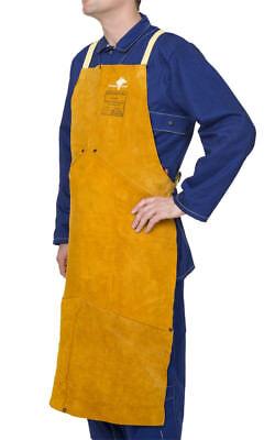 WELDAS Welding Bib Apron, Self Balancing Strap System, HIGH QUALITY, choose size 2