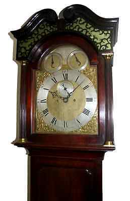 John Ellicott Striking Longcase Clock 4
