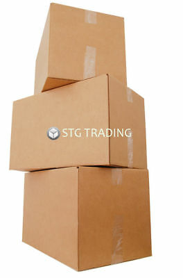 Postal Packing Cardboard Boxes *Multi Listing* Mailing Packaging Cartons 2