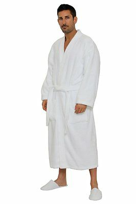 ffdcbc3f0d ... Terry Cloth Bathrobe %100 Cotton Men s Women s Robe Best Gift for Her 4
