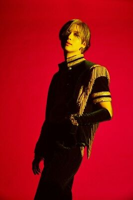 K-POP SHINEE TAEMIN 2nd Mini Album [WANT] MORE Ver. CD+Booklet+Photocard+Paper 10