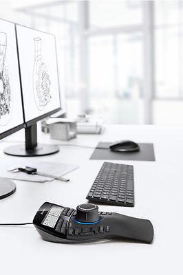 3Dconnexion SpaceMouse Enterprise 3DX-700056 (EDU) **NEW** 3