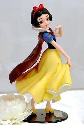 Banpresto Disney Characters Crystalux SNOW WHITE JAPAN OFFICIAL IMPORT 3