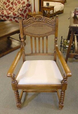 8 English William Mary Rustic Dining Chairs Barley Twis 4 • £2,450.00