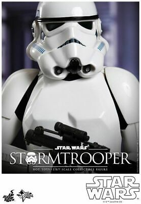 Movie Masterpiece STAR WARS Episode 4 STORMTROOPER 1/6 Action Figure Hot Toys 6