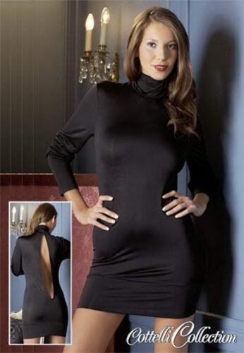 Minikleid Dress Cottelli Collection Kleine schwarz Sexy Party Größe S NEU/OVP 2