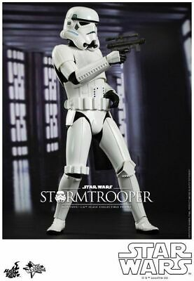 Movie Masterpiece STAR WARS Episode 4 STORMTROOPER 1/6 Action Figure Hot Toys 3