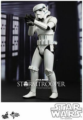 Movie Masterpiece STAR WARS Episode 4 STORMTROOPER 1/6 Action Figure Hot Toys 2