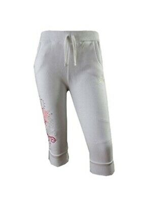 Girls Soul & Glory Cropped Elasticated Waist Jogpants Sweatpants Jogging Bottoms 3