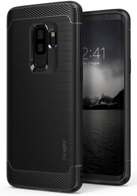 For Galaxy Note 9/S9/S9 Plus | Ringke [ONYX] Flexible TPU Protective Cover Case 8