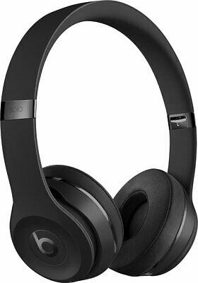 Beats by Dr. Dre Solo3 Wireless On Ear Headphones - Matte Black 3
