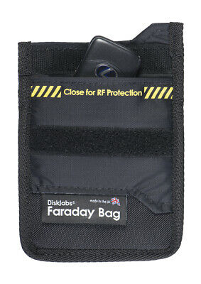 Disklabs Key Shield (KS1) Faraday Bag - RF Shielding for Car Keys 2