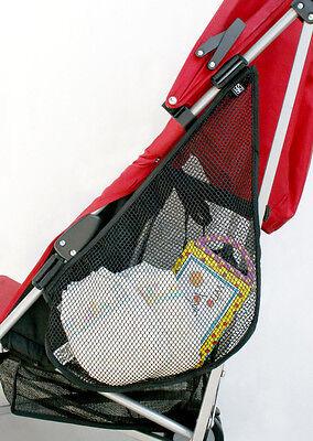 JL Childress - Stroller Side-Sling Cargo Net