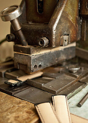 de57b642b ... 20mm RIOS Mens Nature Mocha Brown Buffalo Leather German Pilot Watch  Band Strap 7