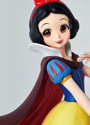 Banpresto Disney Characters Crystalux SNOW WHITE JAPAN OFFICIAL IMPORT 4