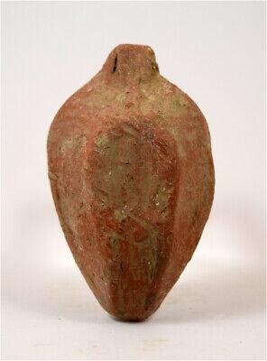 Byzantine-early islamic pottery Holy Land oil lamp 2
