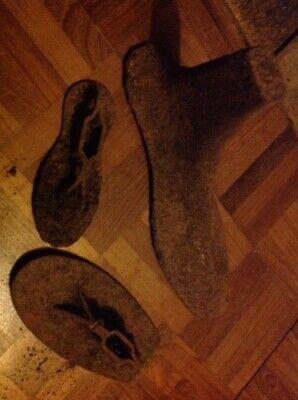Vintage Cobblers Shoe Last Heavy Paperweight Door Stop Cast Iron 9
