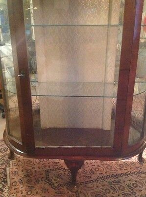 Glass Display Cabinet 9