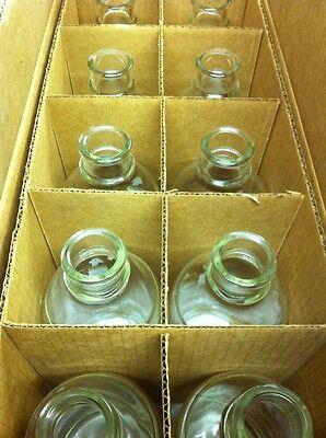 10 NEW AMSCO AUTOPOUR GRADUATED 1000ml GLASS BOTTLES NC608 Lab 4