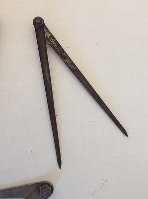 Lote antiguo compas 7