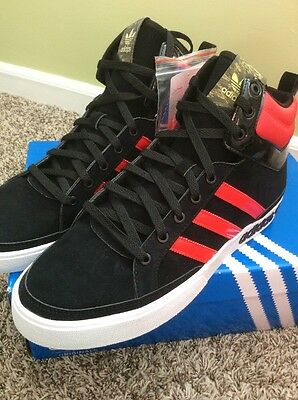 Adidas basketball high tops G47170 mens suze 11.5