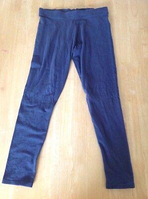 NEXT Blue & Pink Stripey Top & leggings Set Age 12 3