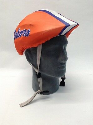 FLORIDA STATE SEMINOLES Helmet Cover Bicycle Skate Moto Helmet Skin Hat Cover.