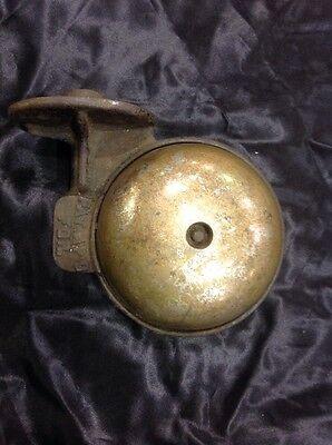 Very Rare Machanical Push Button Door Bell 5