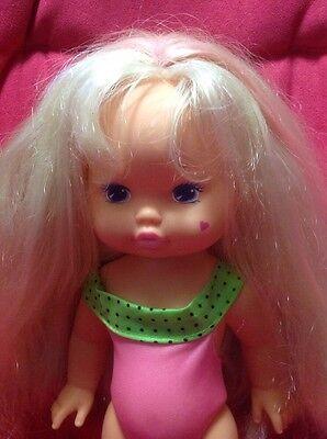 Lil Miss Mattel Doll 1988 2