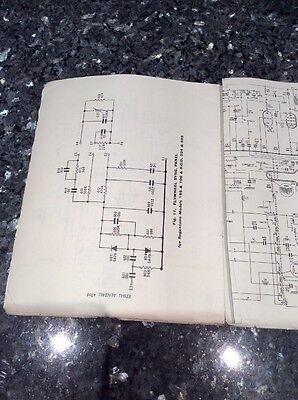 CRTS Service Manual For Television Rec Regen Models 195 196 r.g.d Models 624 625