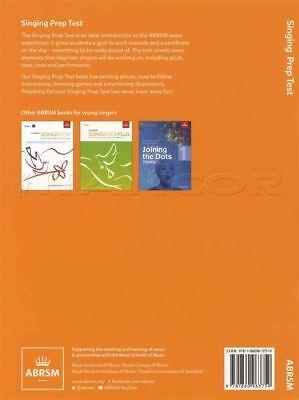 Paperback Preparatory Tests Solo Voice 9781860963759 Singing Prep Test