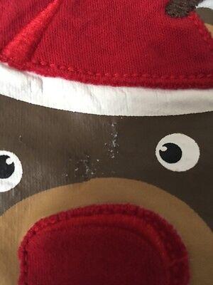 Christmas Pyjamas Rudolf Santas Little Helper Early Days Age 6-12 Months 2