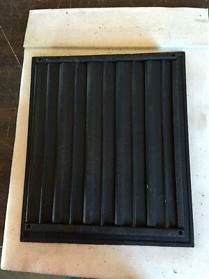 Antique Heating Grate treaded Top Tc 63 3