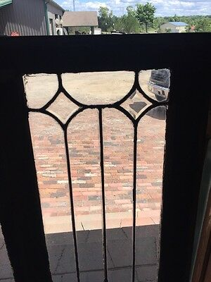 Sg 826 2 Available Price Separate Antique Leaded Transom Window 6
