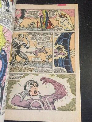 Alpha Flight#37 Incredible Condition 9.4(1986) David Ross Art!! 2
