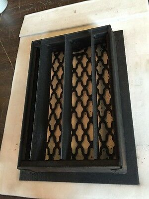 Antique Heating Grate Tc 49