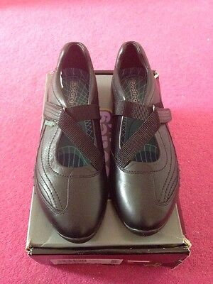 dbe4ef16ccf6 5 of 12 Clarks Bootleg Trainer Shoe With Velcro - Size 6.5 - Brand New With  Box! Leather