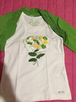 Mayoral Benetton T-shirt Coprispalle E Pantalone Bambina Bimba 9 Anni 5