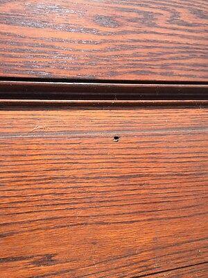 """Set Of Nine Antique Oak Passage Doors 28"""" X 83.5"""""""