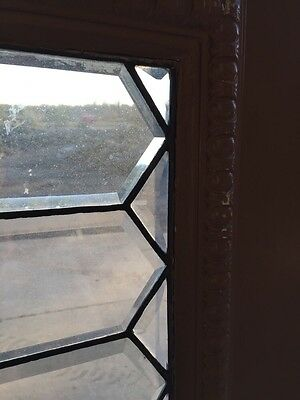 Bg 2 2 Available All Beveled Glass Transom Windows Geometric Antique 11