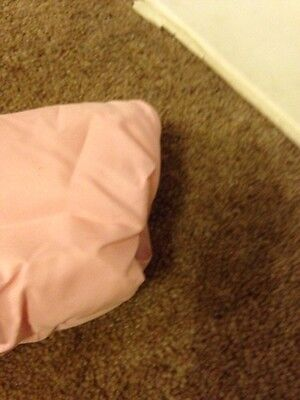 Girls Pink Coat / Jacket 5-6 Years 8