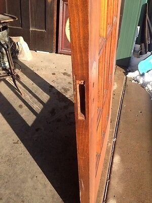D 23 Antique Birch Or Cherry 15 Light Entrance Door 2