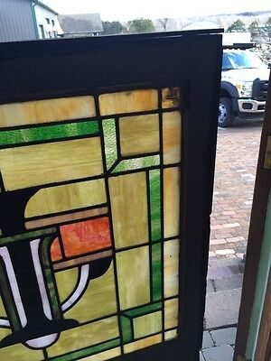Sg 556 Two Available Price Each Stainglass Windows Arts 4