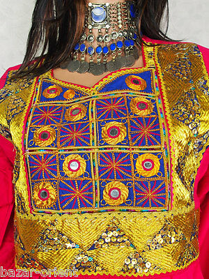 Orient Nomaden Tracht afghani kleid Tribaldance afghanistan traditional dress P6 5