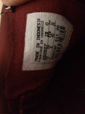 Nike Total 90111 Air Zoom Red Kids Junior Football Boots Uk 6 Eur 40 12