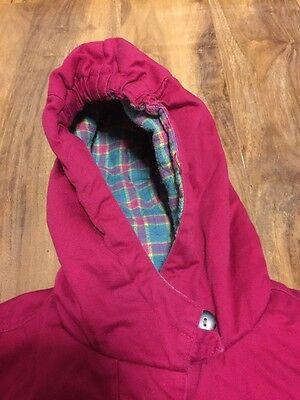 Next Girls Jacket/Coat Aged 7/8 Years Old (128cm) 4