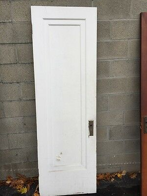Neo 4 Antique Passage Door Birch 3