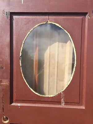Cm 18 Antique Pine Raised Panel Oval Entrance Door 32 Inch 11